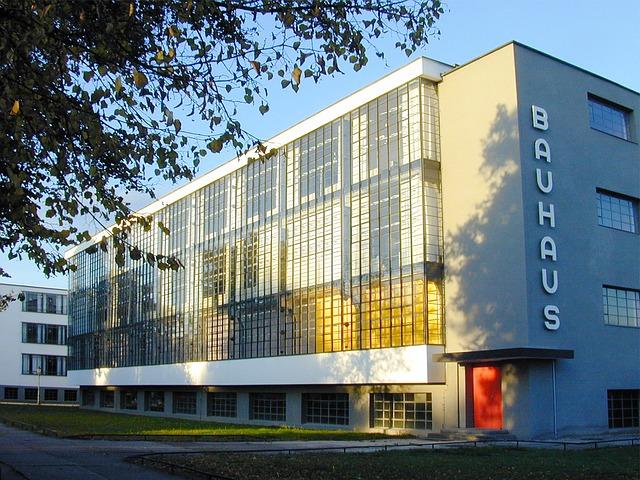 100 Jahre Bauhaus-Geburtstag
